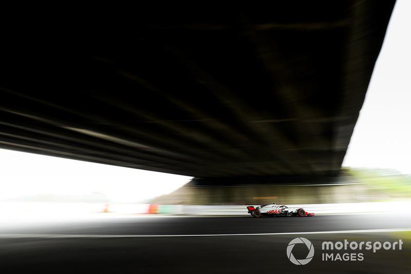 12. Кевин Магнуссен, Haas F1 Team VF-18, 1'30.226