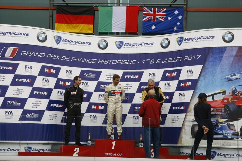Le GP de France Historique 2017