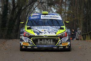Tony Cairoli, Eleonora Mori, Hyundai NG i20