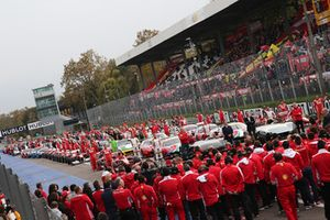 Ferrari F60, 488, FXX, F1 Clienti y 599