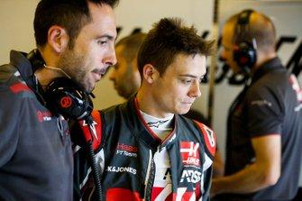 Louis Deletraz, Haas test and development driver