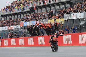 Race winner Miguel Oliveira, Red Bull KTM Ajo