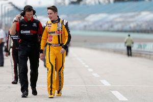 Christopher Bell, Joe Gibbs Racing, Toyota Camry GameStop Transformers Jason Ratcliff