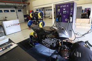 Test Moto E à Jerez