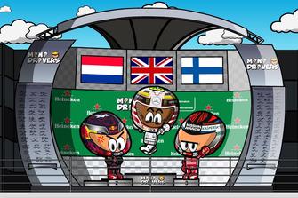 El GP de Brasil, según Minidrivers