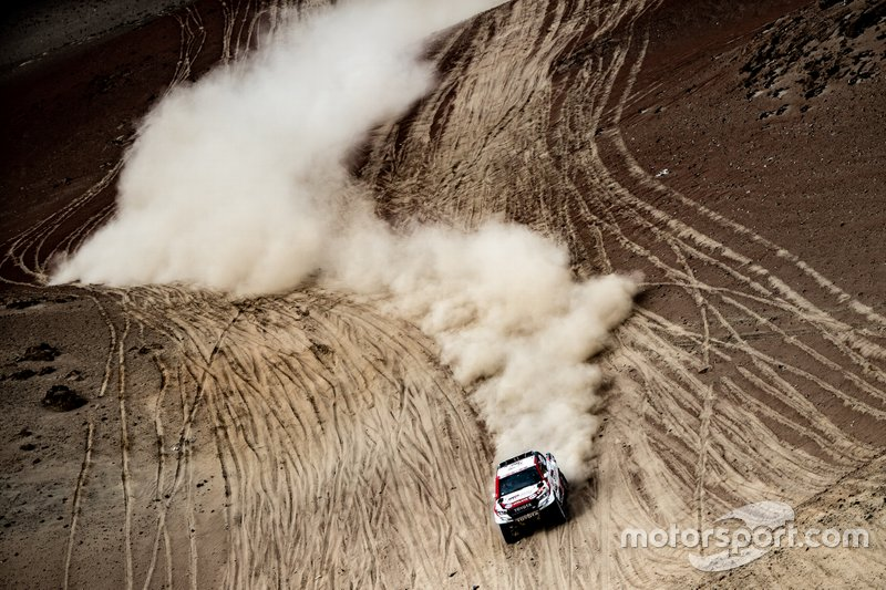 #302 Toyota Gazoo Racing: Giniel de Villiers