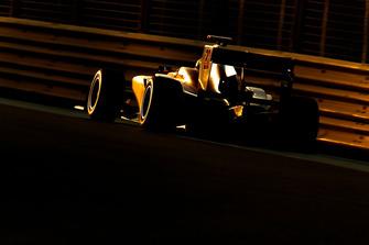 Джехан Дарувала, Campos Racing
