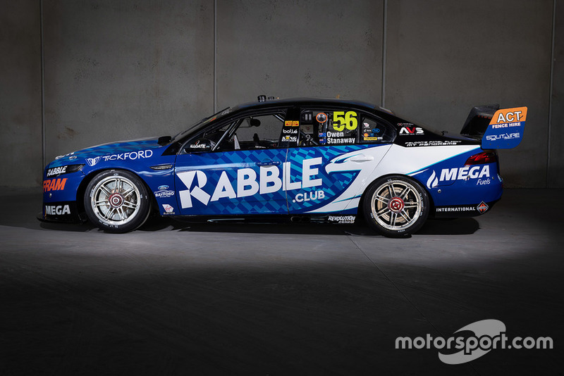 Tickford Racing – Richie Stanaway/Steve Owen