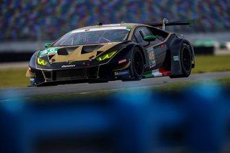 #46 EBIMOTORS Lamborghini Huracan GT3, GTD: Emanuele Busnelli, Fabio Babini