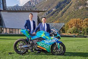 Team Gresini MotoE lansmanı, Matteo Ferrari