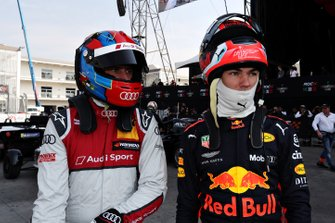 Pierre Gasly and Loic Duval