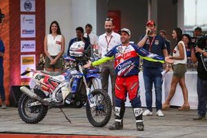 Podium: Yamaha : Guillaume Chollet