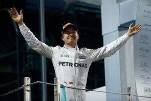 2. und Weltmeister: Nico Rosberg, Mercedes