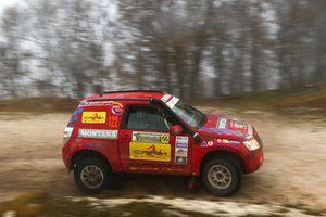 Alfio Bordonaro, Marcello Bono, Suzuki Grand Vitara 1.9 DDiS