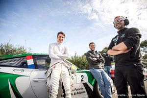 #2 Hugo CHEVALIER, Martinet by Alméras pendant la Porsche Carrera Cup France au Circuit Paul Ricard, du 11 au 14 octobre 2018