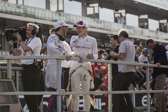 Pierre Gasly, Scuderia Toro Rosso ve Charles Leclerc, Sauber