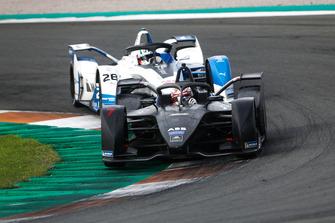 Jose Maria Lopez, GEOX Dragon Racing, Penske EV-3, Antonio Felix da Costa, BMW I Andretti Motorsports, BMW iFE.18