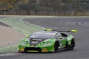 Lamborghini Huracan-GT3 #16 Imperiale Racing: Postiglione-Basz