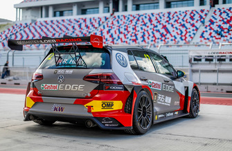 Роб Хафф, Volkswagen Golf GTI TCR, Sébastien Loeb Racing