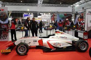 Monoposto del team DR Formula