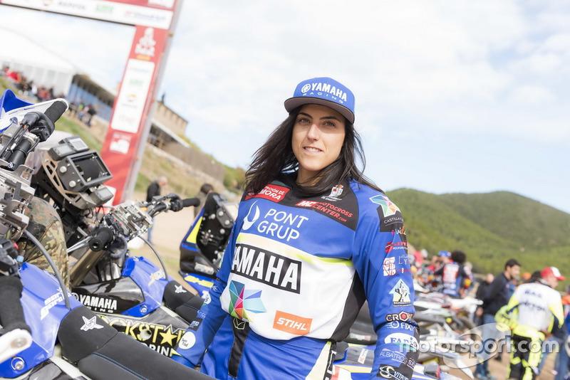 Sara García, Yamaha
