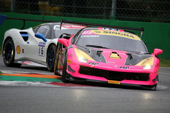 Ferrari 488 #181, Ineco MP Racing: Eirich Prinoth