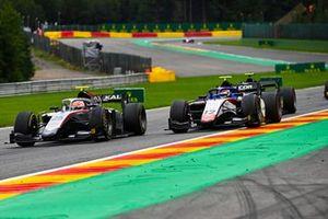 Luca Ghiotto, Hitech Grand Prix, Pedro Piquet, Charouz Racing System