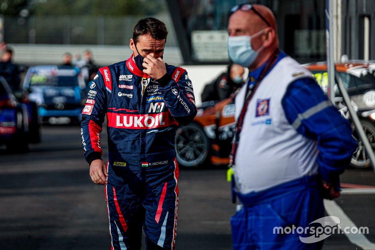 Norbert Michelisz BRC Hyundai N LUKOIL Squadra Corse Hyundai i30 N TCR
