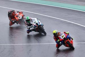 Alvaro Bautista, Team HRC, Eugene Laverty, BMW Motorrad WorldSBK Team, Scott Redding, Aruba.it Racing Ducati