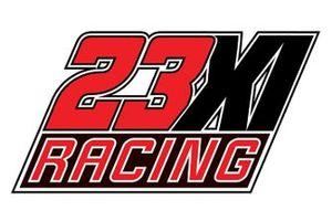 Logo del equipo 23XI Racing Team
