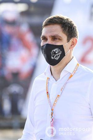 Vitaly Petrov, commissaire FIA