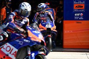 Iker Lecuona, Red Bull KTM Tech 3, Miguel Oliveira, Red Bull KTM Tech 3