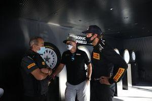 Terenzio Testoni, Capo reparto di Pirelli Rally, Petter Solberg, Campione del Mondo WRC, 2003, Andreas Mikkelsen