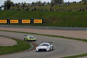 #20 Team Zakspeed BKK Mobil Oil Racing Mercedes-AMG GT3 Evo: Dorian Boccolacci, Mick Wishofer