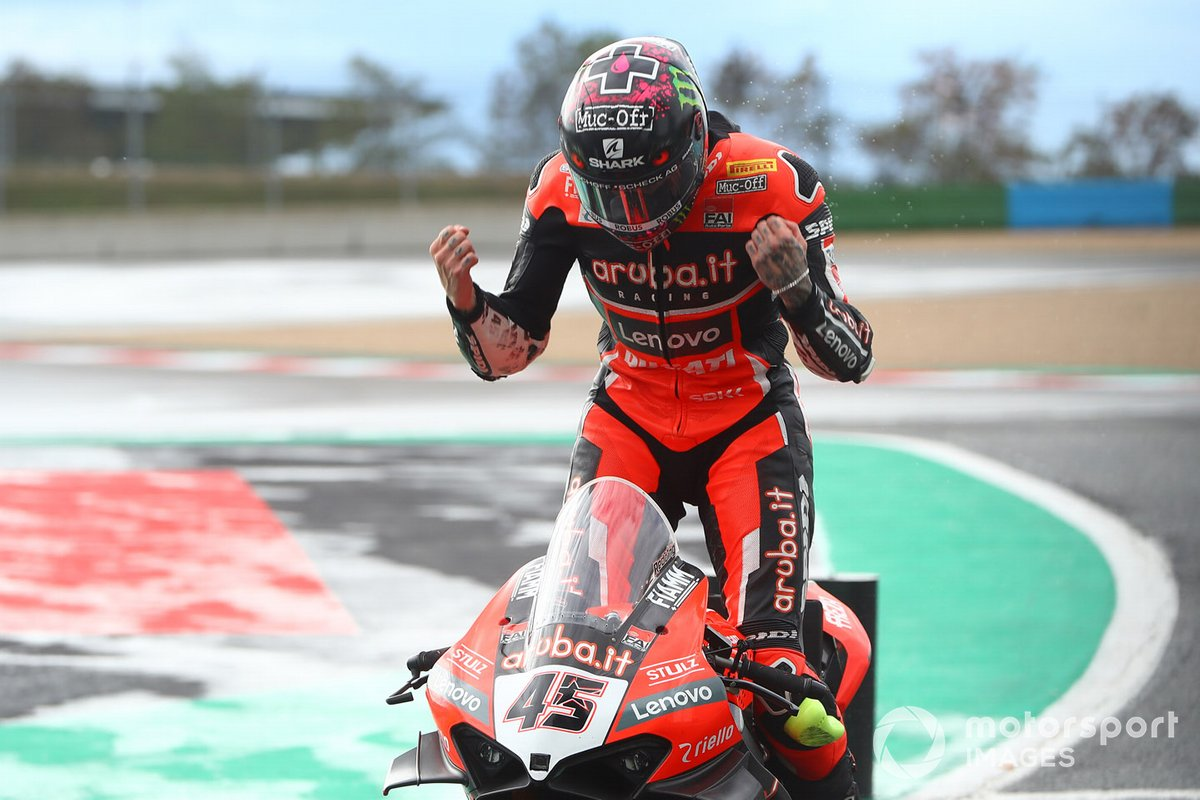 Scott Redding, Aruba.it Racing Ducati, vince la gara