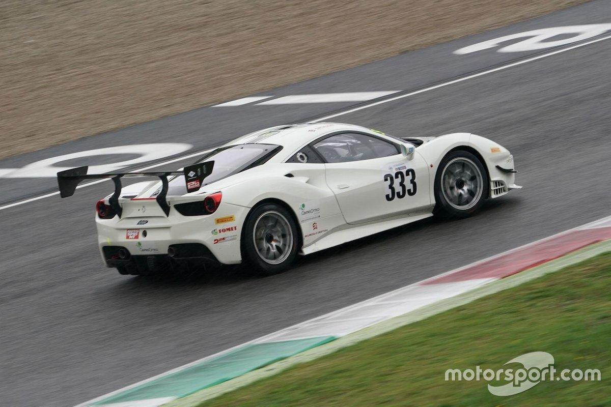 Luca De Marchi, Gian Piero Cristoni, SR&R, Ferrari488 Challenge