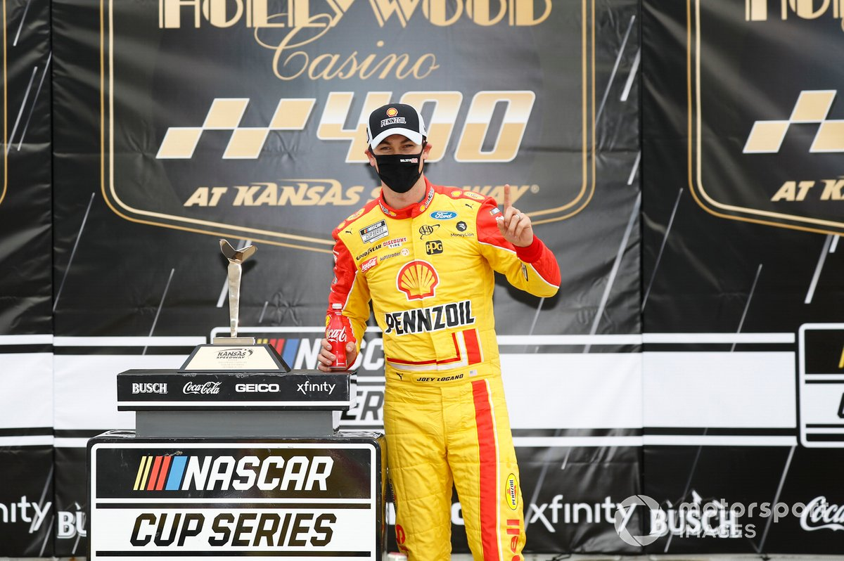 5. Joey Logano - 3 wins - 3rd in points