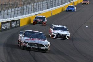 #41: Cole Custer, Stewart-Haas Racing, Ford Mustang HaasTooling.com, #20: Erik Jones, Joe Gibbs Racing, Toyota Camry Today's The Day