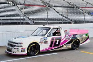 #10: Jennifer Jo Cobb, Jennifer Jo Cobb Racing, Chevrolet Silverado Fastener Supply Company