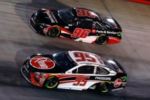 Christopher Bell, Leavine Family Racing, Toyota Camry Rheem, Daniel Suarez, Gaunt Brothers Racing, Toyota Camry Genuine Parts & Service
