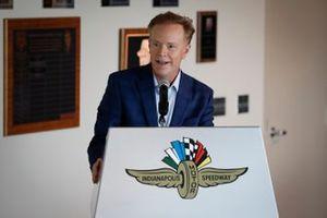 Indycar engine supply agreement meeting: Dave Furst of IndyCar