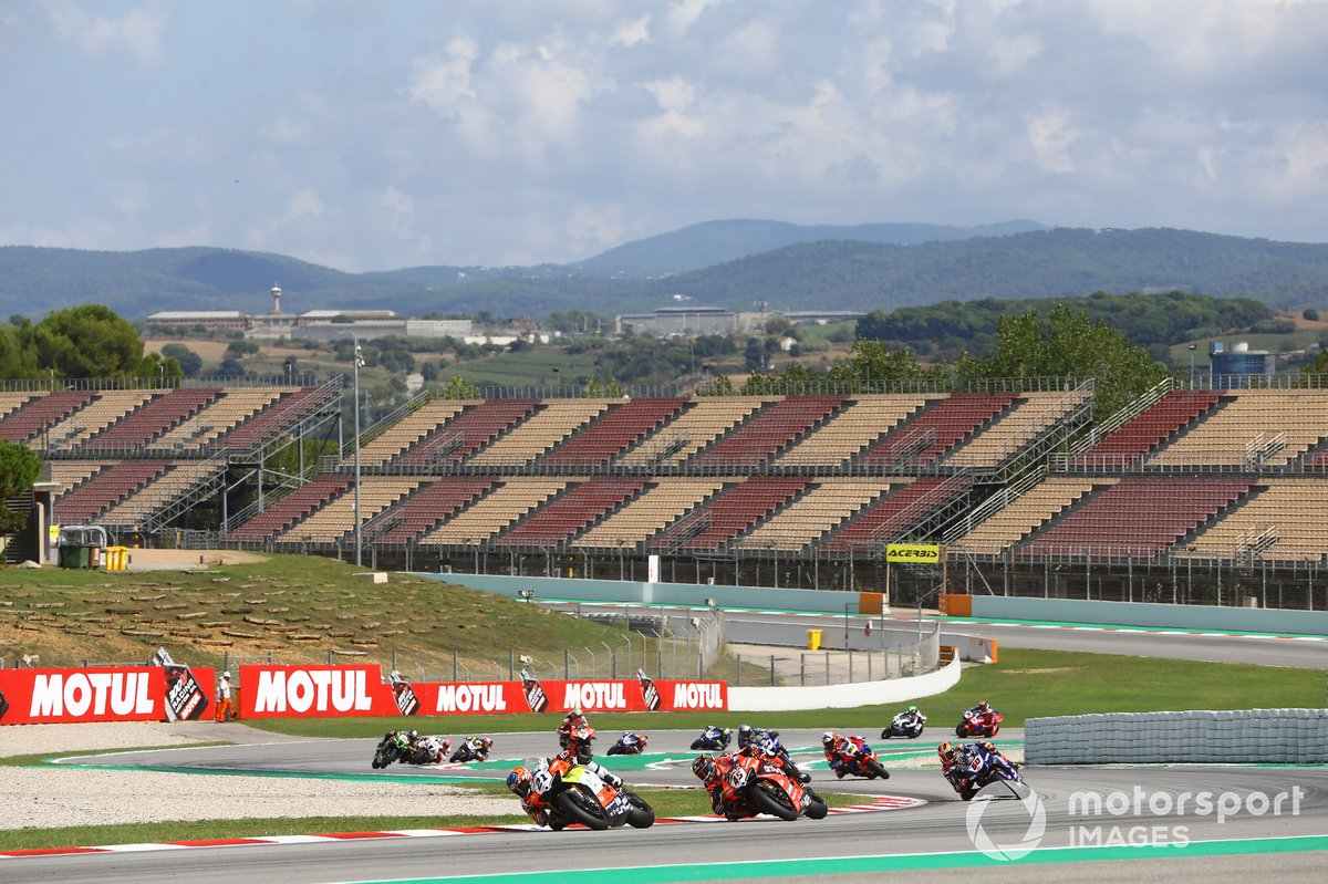 Michael Ruben Rinaldi, Team Goeleven, Scott Redding, Aruba.it Racing Ducati, Michael van Der Mark, Pata Yamaha