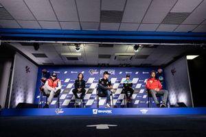 Jack Miller, Pramac Racing, Joe Roberts, Fabio Quartararo, Petronas Yamaha SRT, Jaume Masia, Danilo Petrucci, Ducati Team