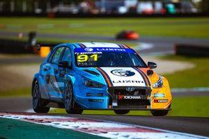 Григорий Бурлуцкий, Carville Racing, Hyundai i30 N