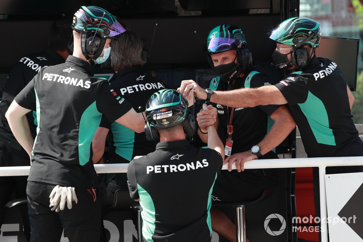 Fabio Quartararo, Petronas Yamaha SRT's Petronas team