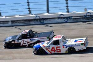 Tanner Gray, DGR-Crosley, Ford F-150 Ford Performance, Ty Majeski, Niece Motorsports, Chevrolet Silverado Plan B Sales