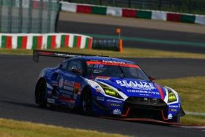 #56 Kondo Racing Nissan GT-R: Kiyoto Fujinami, Joao Paulo de Oliveira