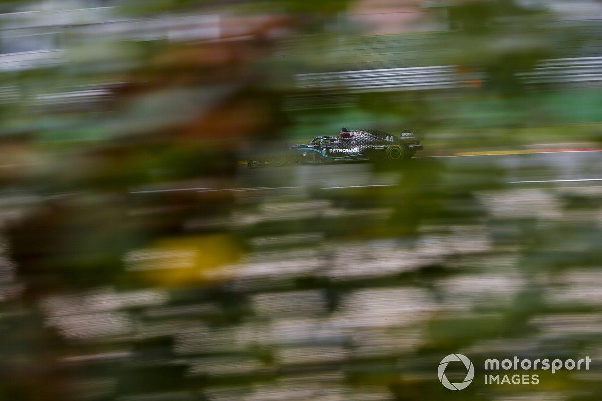 Belgique - Vainqueur : Lewis Hamilton (Mercedes)
