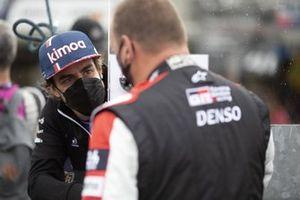 Fernando Alonso, Alpine F1 team