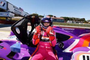 Pole sitter P2: #52 PR1 Mathiasen Motorsports ORECA LMP2 07, LMP2: Ben Keating